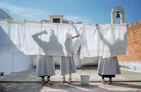 Тайная жизнь монахинь