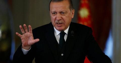 Реджеп Эрдоган резко высказа…