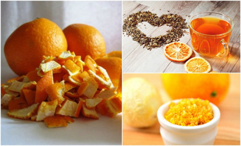 Апельсиновая кожура и 5 альт…