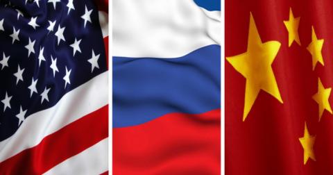 Главы России, США и Китая пл…