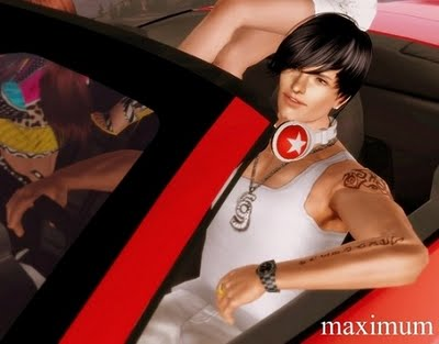 Набор поз Drive Tonight - Car Pose Pack от Maximum