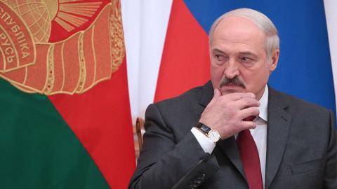 Лукашенко не забыл про перехват