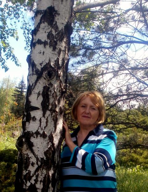 Зинаида Будурова (Кравченко)