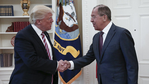 Лавров рассказал о результатах встречи с Трампом