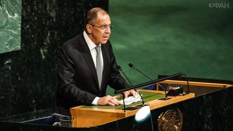 Лавров: Москва не может нико…