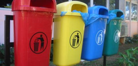 Вы сортируете бытовые отходы?