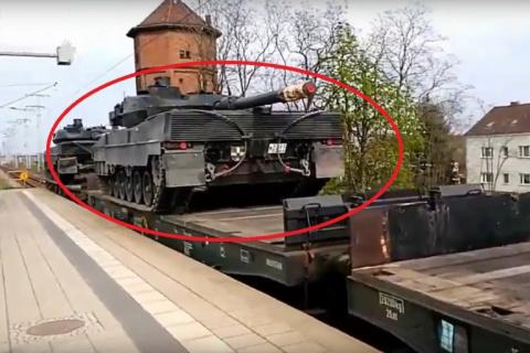 Немецкие танкисты уезжают из Польши. Томагавки Трампа развалили НАТО?