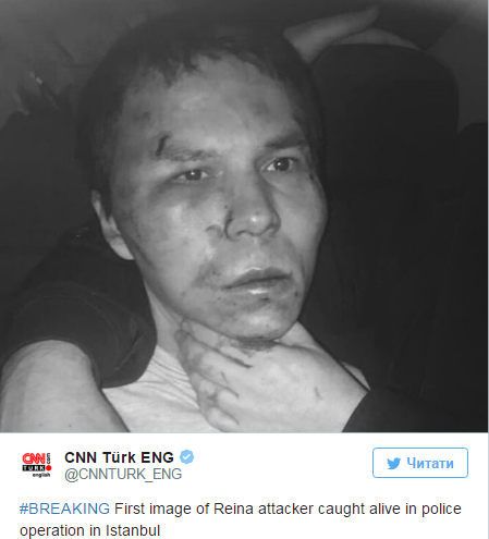 В Стамбуле арестован терорис…