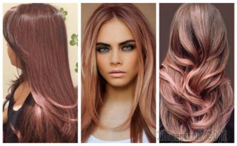 Каждый год мода диктует новые тенденции в окрашивании волос...