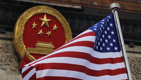 В Пекине проблемы с демократией? США готовятся к «освободительному удару» по Китаю. Crimson Alter