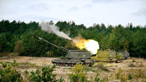Донбасс: украинские силовики…