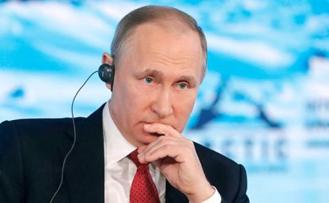Путин дал оценку истерике За…