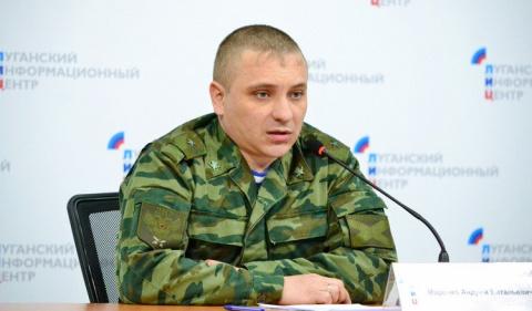 ВСУ выпустили по ЛНР около 180 боеприпасов