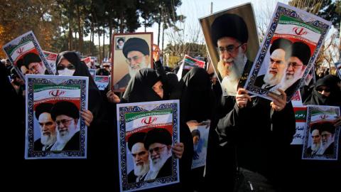 Гражданин ЕС задержан в Иран…