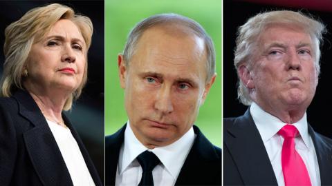 Психологическая атака Путина