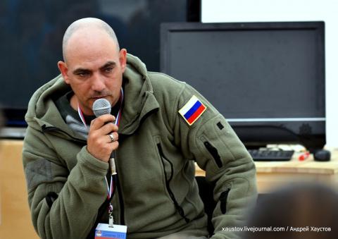 Военкор Дмитрий Стешин: Изви…