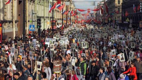 Почему я пойду на марш Бессм…