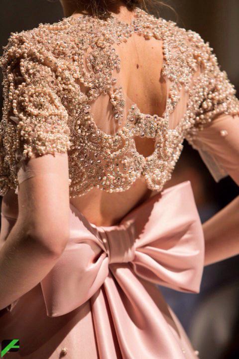 Восхитительный haute couture от питерского модельера Ольги Маляровой