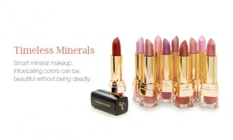 Косметическая революция - минеральная косметика Sisel