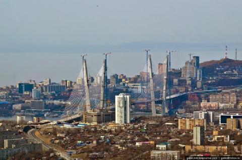 В выходные во Владивостоке с…