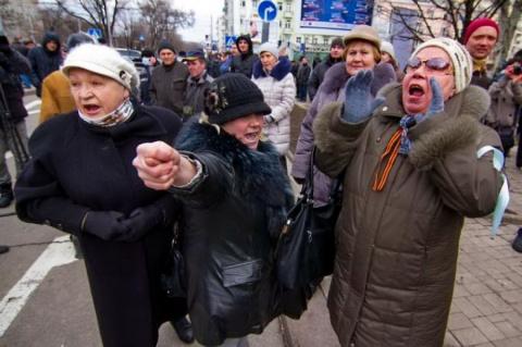 Россия вошла в состояние холодной гражданской войны?