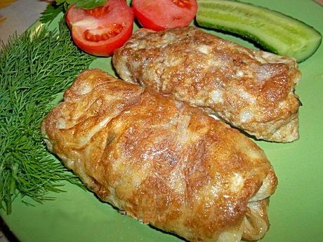 Куриные котлеты в «конвертах» - изысканное и оригинальное блюдо праздничного стола!