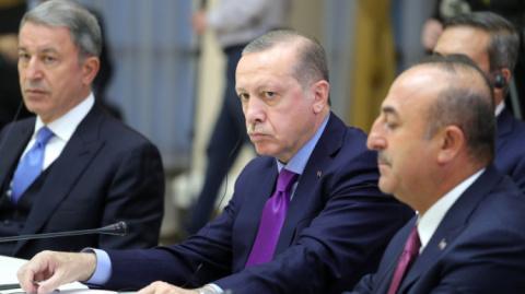 Президент Турции Эрдоган наз…