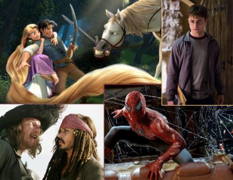 Пять самых дорогих фильмов в…