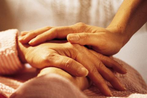 Любящие руки матери. Помните…