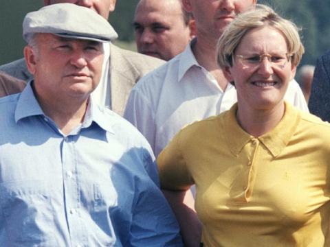 Юрий Лужков рассказал, как живет его семья