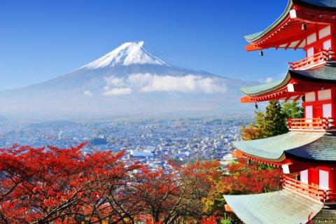 Япония: удивительные и стран…
