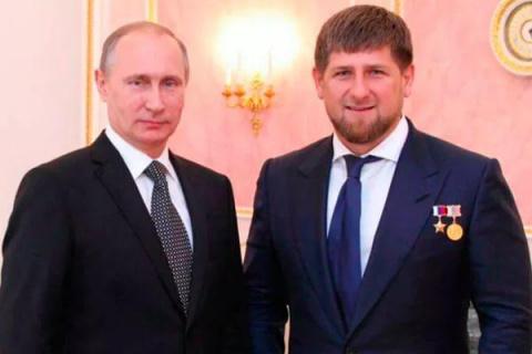 Кадыров обратился к жителям …