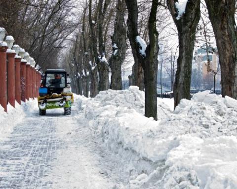 В ночь на 7 февраля в Москве похолодает до – 30 °С