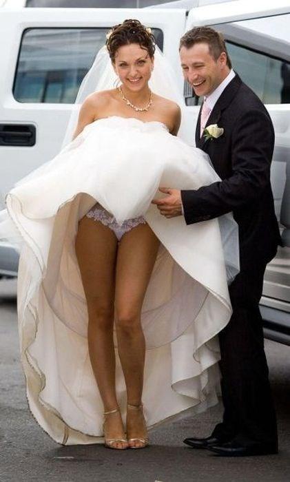 Наутро после свадьбы
