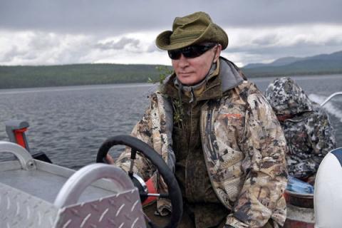 И без коньяка тепло: Путин о…