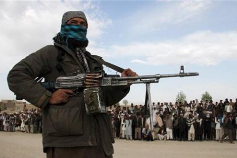 Афганские террористы обещали совершить «совместные теракты»