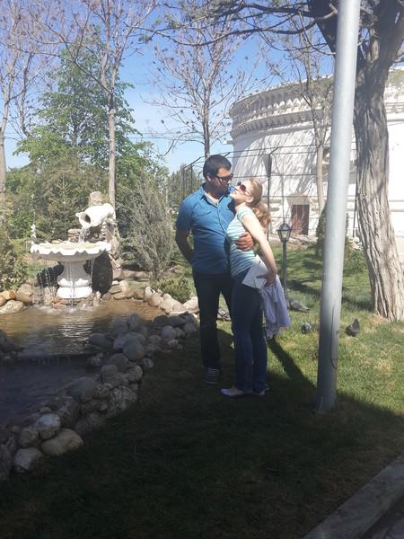 Виктор и Виктория Кузьмины