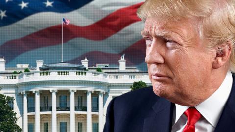 Трамп-президент. День первый