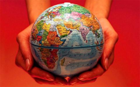 Прорыть землю насквозь: В сети появилась необычная карта