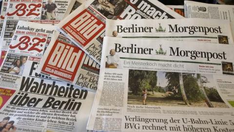 Немецкие СМИ раскритиковали …