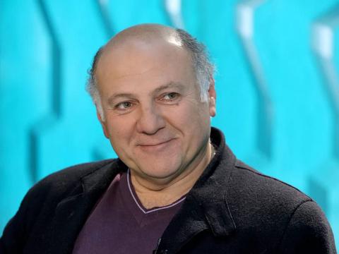 Сергею Газарову исполнилось 60 лет