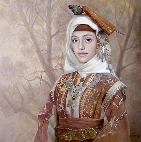 Портреты художника Марина Илиева