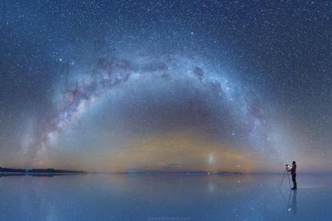Млечный путь в фотографиях D…