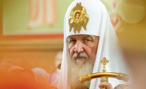 Патриарх Кирилл: Революция 1…