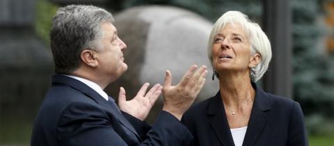 МВФ отложил предоставление ф…