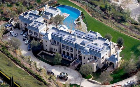 Самые дорогие дома спортсменов