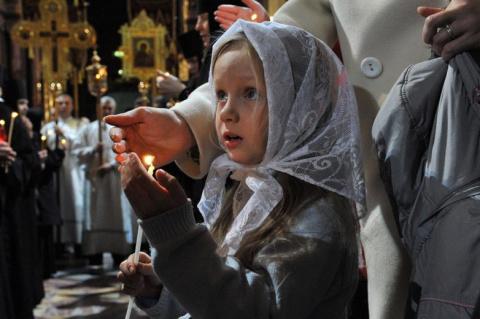 Основные правила поведения в церкви