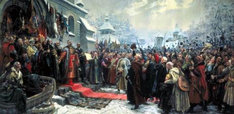 Как принять блудного брата. К 365-летию посольства от Богдана Хмельницкого