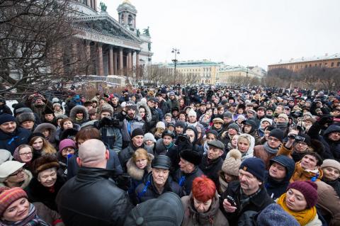 Будет ли в России революция?…