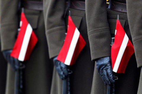 Латвию пугает «заговор Путина»